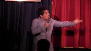 Sam Cohen at Gotham Comedy Club March 15, 2015