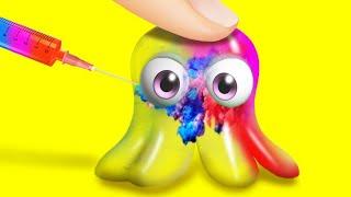 5분 안에 만들수 있는 21가지 귀여운 장난감