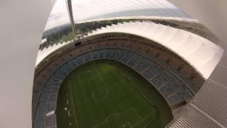 Moses Mabhida Stadium (Durban) Big Swing - GoPro