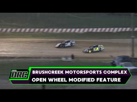 Brushcreek Motorsports Complex | 8/5/17 | Open Wheel Modifieds | Feature