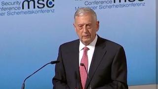 Глава Пентагона пообещал партнёрство ЕС и Америки по линии НАТО