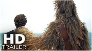 HAN SOLO Official Super Bowl Trailer (2018) NEW Star Wars Movie HD