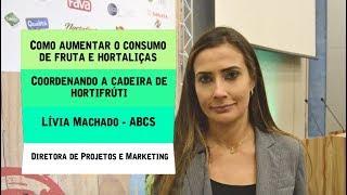 HF Brasil Entrevista - Lívia Machado