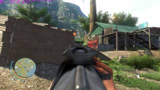 Far Cry 3 Gameplay Ati 7850 2GB Amd Phenom x4 960T