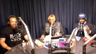 The Roll Out Show - Guest: Omar Gooding 10-28-15