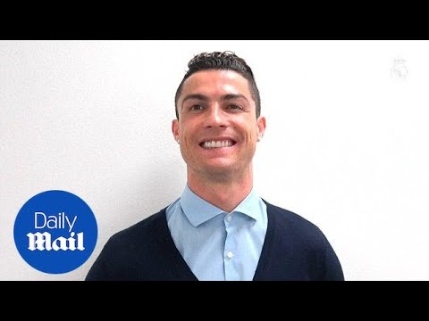 Cristiano Ronaldo says his overhead goal is best of his career - Daily Mail