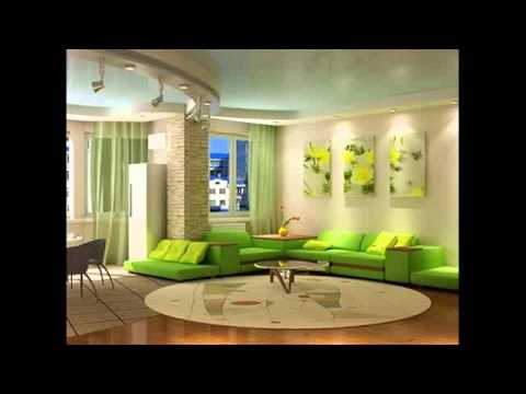 japanese minimalist living room - YouTube