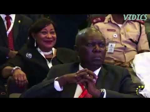 Nigerian POET giving powerful motivational speech (The mighty speech)
