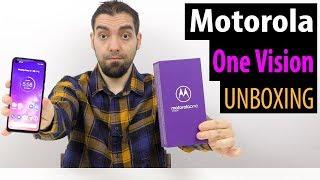 Motorola One Vision Unboxing și Pre-review în Limba Română