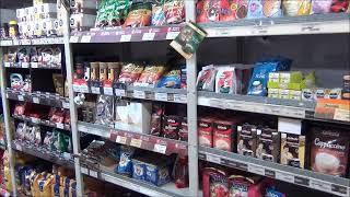 Оптовый магазин в Кестхее.  Обзор товаров и цен