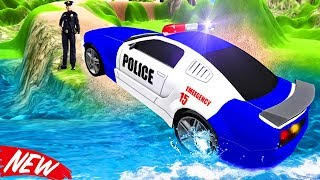 Police Car Driving Offroad - 3D Simulator | Android Games For Kids | Videos For Children