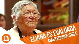 Eliana es evaluada   MasterChef Chile   Capítulo 3