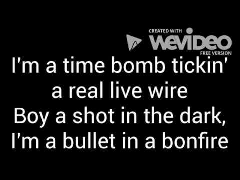 Brantley Gilbert Bullet In A Bonfire Lyrics