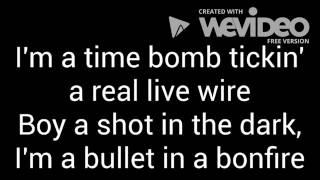 Gambar cover Brantley Gilbert Bullet In A Bonfire Lyrics