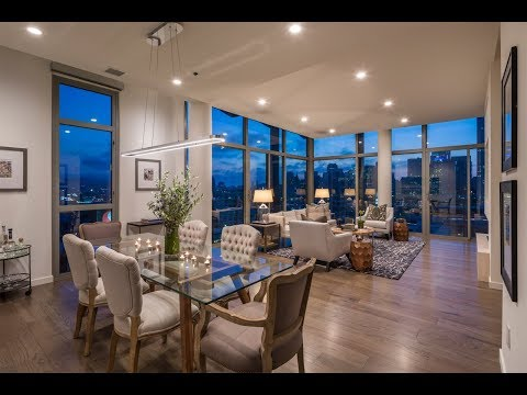 Rare Penthouse at the The Brannan in South Beach, San Francisco, California