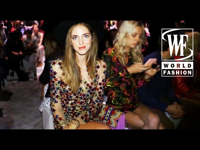 Blumarine Spring-Summer 2016 Milan Fashion Week