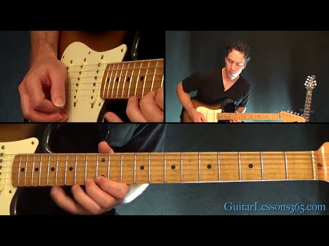 Creating Killer Guitar Solos with Phrygian Dominant