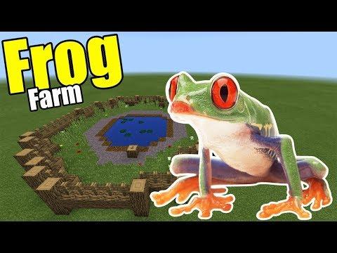 Frog Farm | Minecraft PE