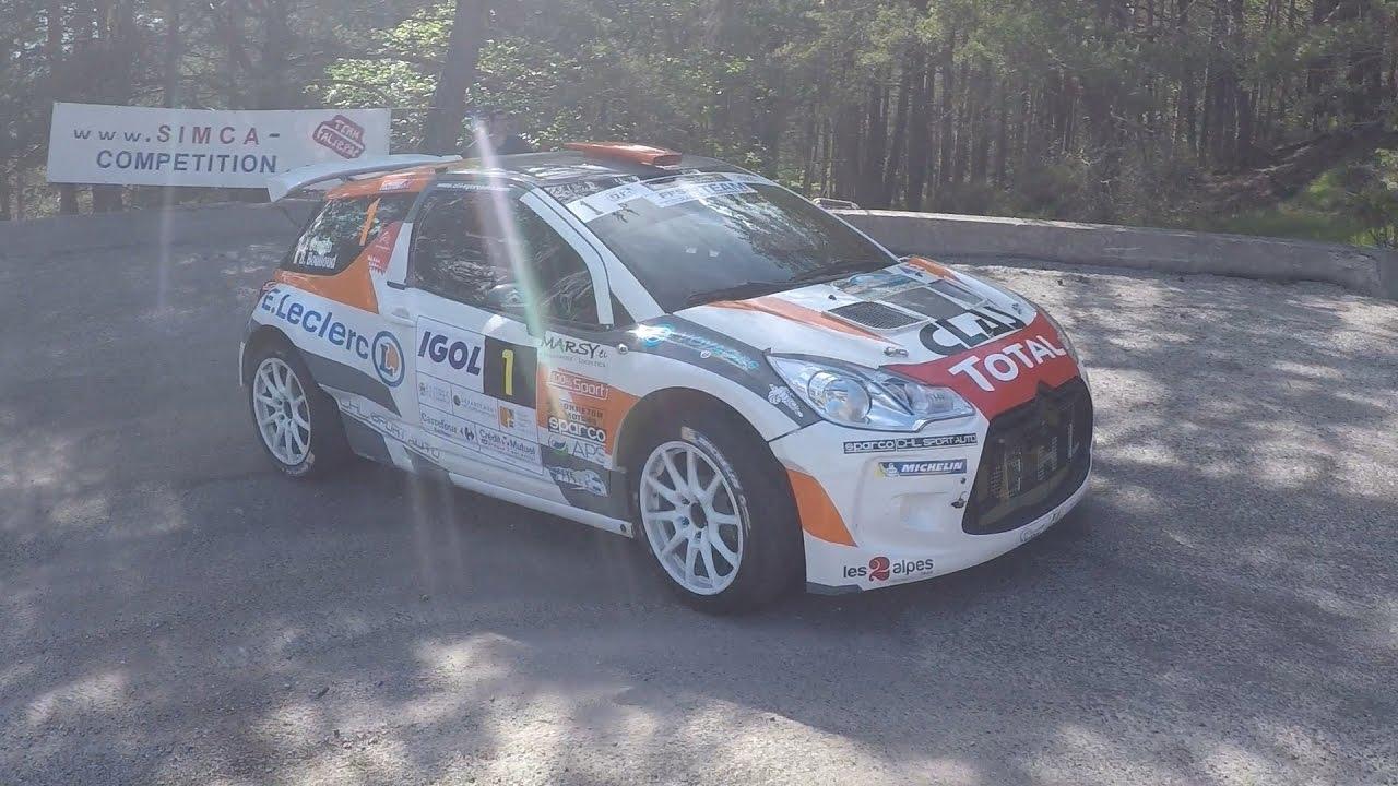 Rallye d 39 antibes 2017 es 3 7 show crash and mistakes - Rallye d antibes 2017 ...