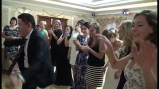 Отжигаю на свадьбе. Калмыцкий Траволта :)))