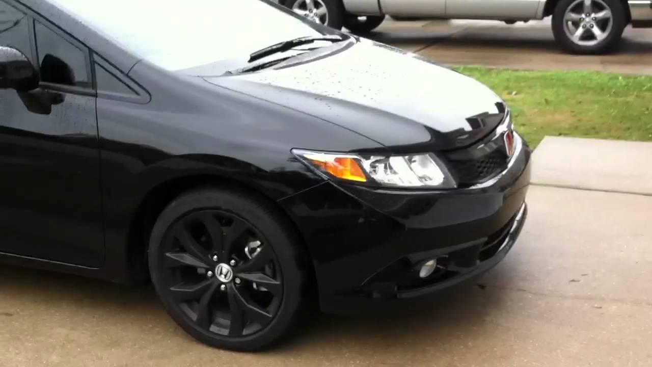 2012 Honda Civic Si Jdm Youtube