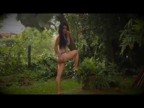 Sesion y detras detras de camaras de Camila Escobar full HD