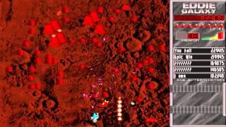Intergalactic Exterminator Eddie Galaxy full gameplay