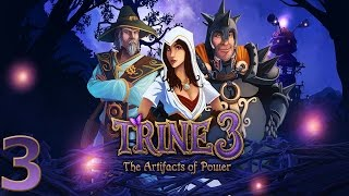 Lets Play Trine 3 - E3 - Swingers (feat TangoTek and ImpulseSV)