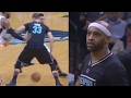 Vince Carter 4 Blocks at Age 40! Gasol Through Legs Fade! Spurs vs Grizzlies
