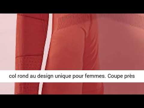 Craft Active Intensity CN Ls W Couche de Base Femme