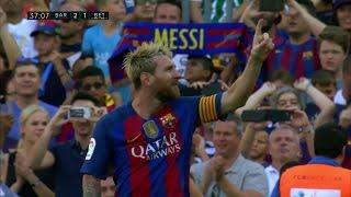 Barcelona vs Real Betis 6-2 ALL Goals (La Liga) 2016/2017