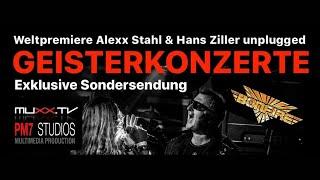 Geisterkonzert: Bonfire unplugged live mit Tina Schüssler im Talk