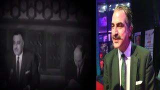 بالفيديو : شاهد رد عصام شلتوت علي مقطع جمال عبدالناصر بخصوص جزيرة تيران