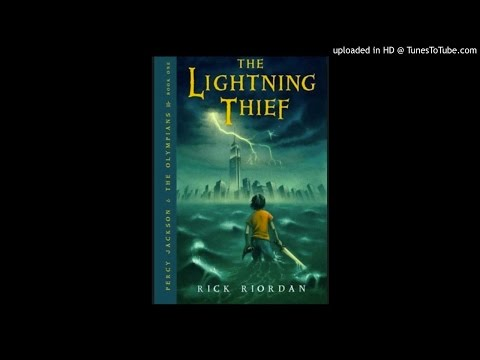 """The Lightning Thief Chapter 14 pp. 212-218 """"I Become a Known Fugitive"""""""