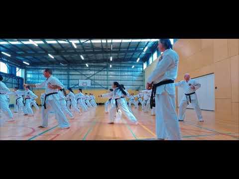 Shubi Chikara Karate Black Belt Grading 2017