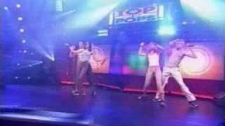 A-Teens - Gimme! Gimme! Gimme! (Live TOTP)