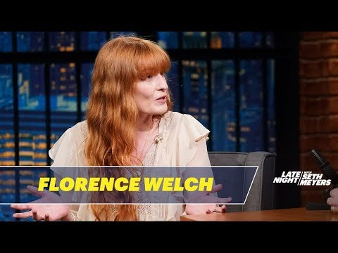 Cover Lagu Florence Welch Was in a Band Called the Toxic Cockroaches STAFABAND