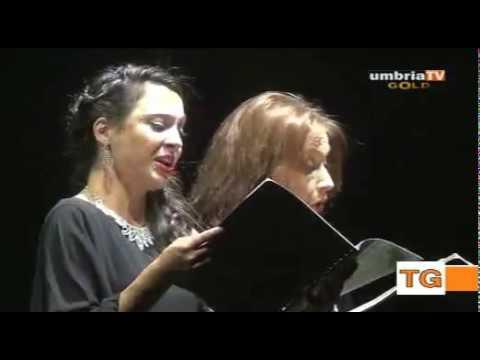 La chiusura del festival di musica da camera 2017 da Umbria TV