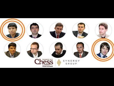 Wesley So Stumbles on Radjabov in Round 8 Shamkir Gashimov Chess Memorial 2017