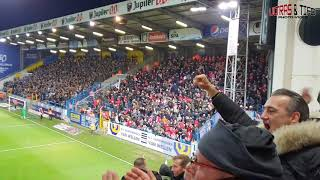 B: Waasland Beveren - Royal Antwerp. 2018-10-28
