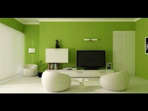 Ideas para pintar tus habitaciones de verde youtube - Ideas para pintar habitaciones ...