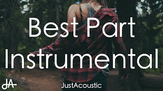 Video Best Part - Daniel Caesar ft. H.E.R. (Acoustic Instrumental) download MP3, 3GP, MP4, WEBM, AVI, FLV Januari 2018
