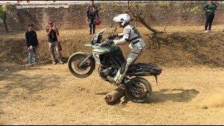 Royal Enfield Himalayan   Top Gun India Riding Academy (Bret Tkacs) Day 2