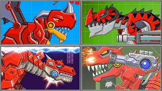 Dino Robot Corps - Full Game Play