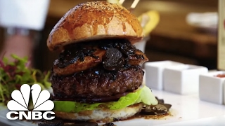 Are You Hungry Enough To Spend $5,000 On A Burger? | Secret Lives Super Rich | CNBC Prime