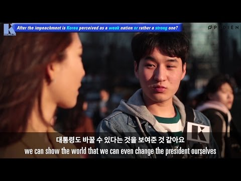 What do Koreans really think about the impeachment of Park Geun-hye?