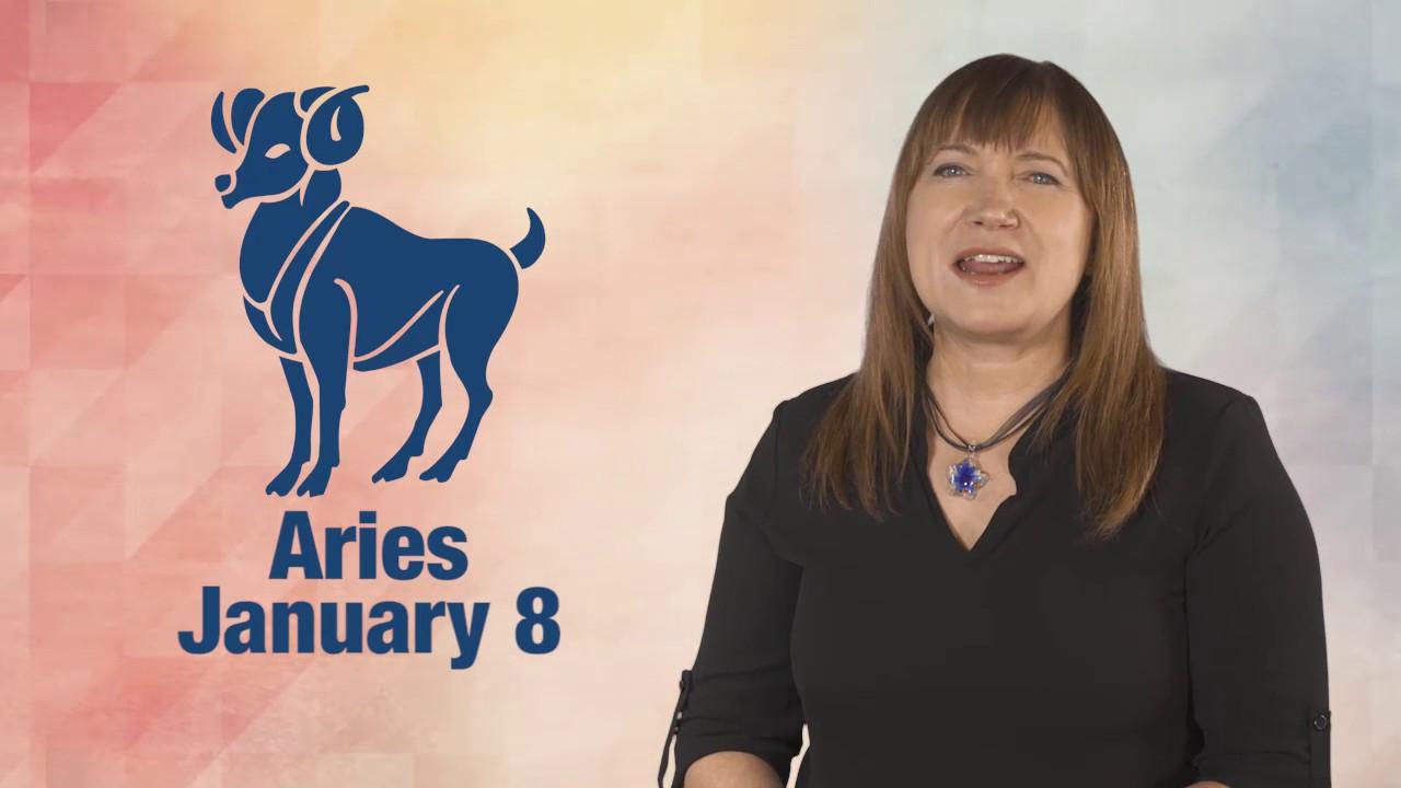 aries daily horoscope january 8