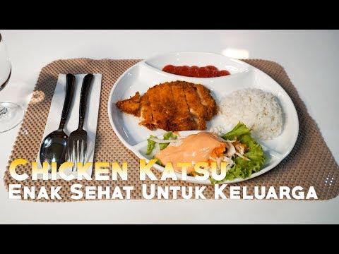Resep Chicken Katsu Sehat Dan Enak Buat Keluarga Ala Dapur Mama Tien