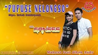 Gambar cover PUPUSE NELONGSO .Jihan audy feat gerry mahesa