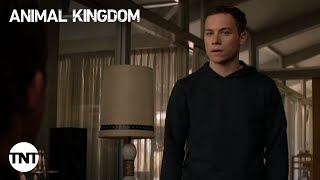 Animal Kingdom: Pope spills J's Secrets - Season 5, Episode 3 [CLIP]